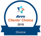 AVVO Clients' Choice Award 2016