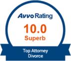 AVVO Top Attorney Divorce