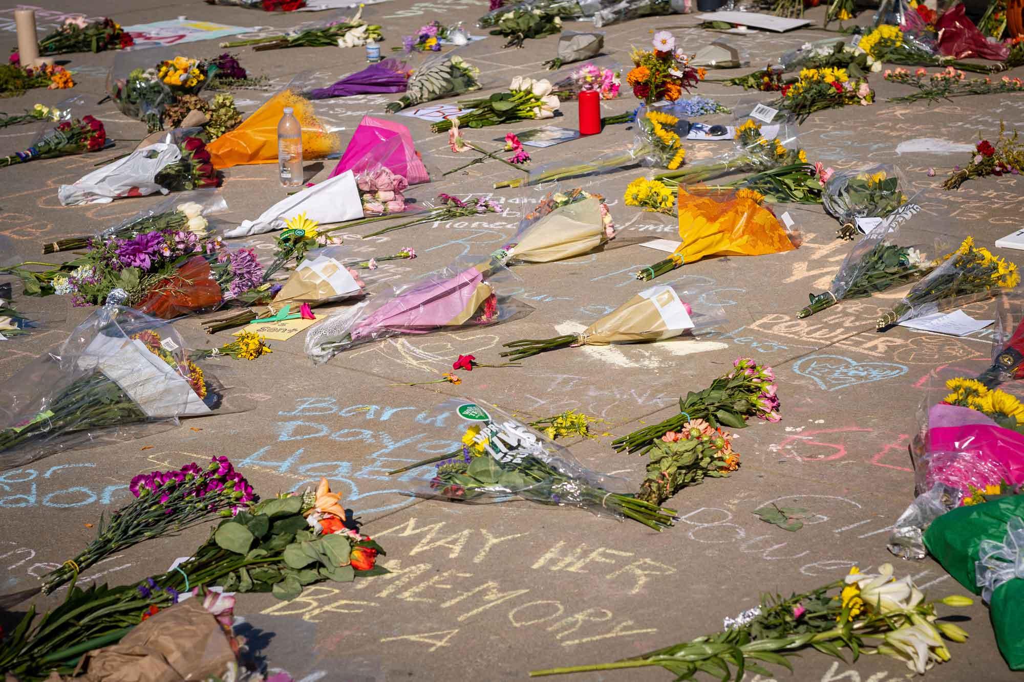 RBG memorial
